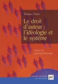 Le droit dauteur : lidéologie et le système.pdf