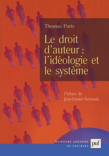 Thomas Paris - .