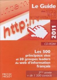Développement Presse Médias - Le guide des sites web d'information.