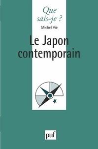 Michel Vié - Le Japon contemporain.