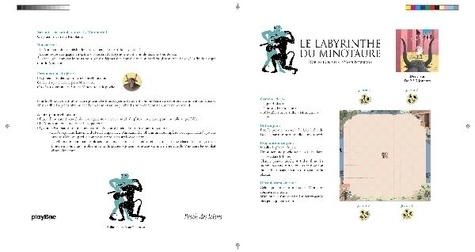 Le labyrinthe du Minotaure