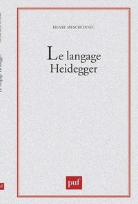 Le Langage Heidegger.pdf