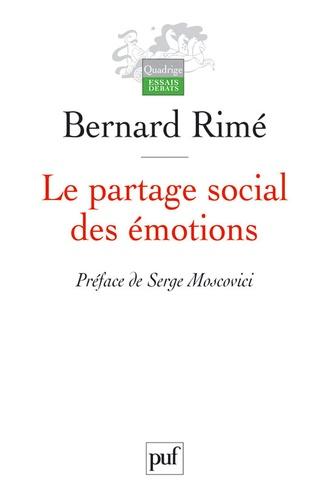 Le partage social des émotions