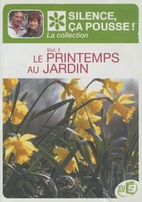 France 5 - Le printemps au jardin - 3 DVD vidéo.
