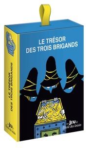 Tomi Ungerer - Le trésor des trois brigands - Avec 65 cartes, 40 jetons, 1 plateau.