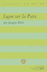 Jacques Ricot - .