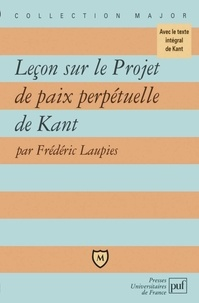 Leçon sur le Projet de paix perpétuelle de Kant.pdf
