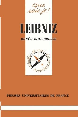 Renée Bouveresse-Quilliot - Leibniz.