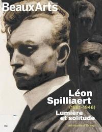 Claude Pommereau - Léon Spilliaert (1881-1946) - Lumière et solitude.