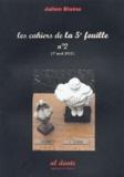 Julien Blaine - Les cahiers de la 5e feuille N° 2, Avril 2002 : .