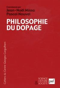 Jean-Noël Missa et Pascal Nouvel - Les Cahiers du Centre Georges-Canguilhem N° 5 : Philosophie du dopage.