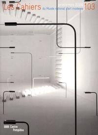 Philippe Rahm et Alain Robbe-Grillet - Les Cahiers du Musée national d'art moderne N° 103, Printemps 20 : .