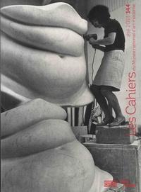 Jean-Pierre Criqui - Les Cahiers du Musée national d'art moderne N° 144, été 2018 : .