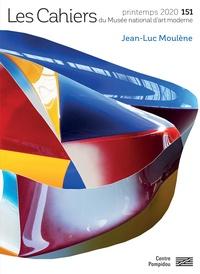 Jean-Pierre Criqui et Serge Lasvignes - Les Cahiers du Musée national d'art moderne N° 151, printemps 20 : Jean-Luc Moulène.