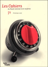 Jean-Pierre Criqui et  Collectif - Les Cahiers du Musée national d'art moderne n° 71 Printemps 2000.