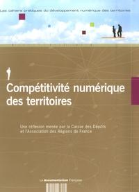Serge Bergamelli - Les cahiers pratiques du développement numérique des territoires N° 7 - septembre 200 : Compétitivité numérique des territoires.