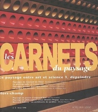 Actes Sud - Les carnets du paysage N° 2 : .