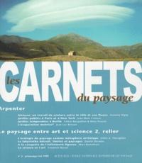 Actes Sud - Les carnets du paysage N° 3 : .