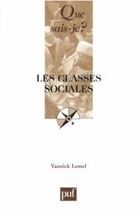 Yannick Lemel - Les classes sociales.