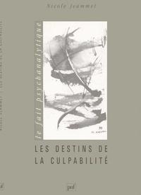 Les destins de la culpabilité. Une lecture de lhistoire de Moïse aux frontières de la psychanalyse et de la théologie.pdf