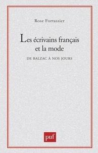 Les Écrivains français et la mode - De Balzac à nos jours.pdf
