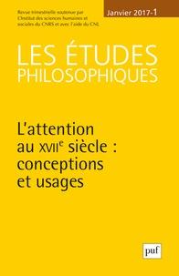 Les études philosophiques N° 1, janvier 2017.pdf