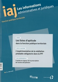 Les informations administratives et juridiques N° 3/2018.pdf