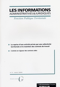 Les informations administratives et juridiques N° 3, Mars 2005.pdf