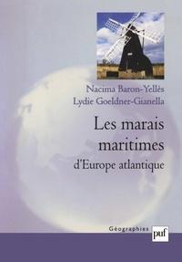 Lydie Goeldner-Gianella et Nacima Baron-Yellès - .