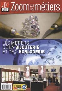 ONISEP - Les métiers de la bijouterie et de l'horlogerie.