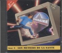 ONISEP - Les métiers de la santé - CD-ROM, Itinéraire pour un métier, Volume 1.
