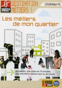 ONISEP - Les métiers de mon quartier - CD-Rom.