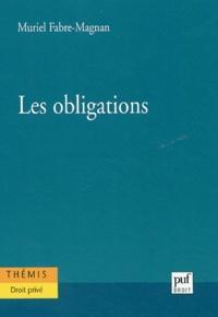 Muriel Fabre-Magnan - Les obligations.