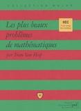 Van-Hiep Tran - Les plus beaux problèmes de mathématiques.