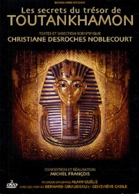 Christiane Desroches-Noblecourt et Michel François - Les secrets du trésor de Toutankhamon - 2 DVD.