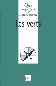 Guillaume Sainteny - Les Verts.