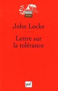 John Locke - Lettre sur la tolérance - Edition bilingue français-latin.