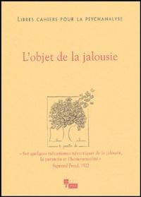 Jean-Claude Rolland - Libres cahiers pour la psychanalyse N° 10, automne 2004 : L'objet de jalousie.