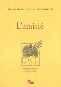 Viviane Abel-Prot et Catherine Chabert - Libres cahiers pour la psychanalyse N° 19, Printemps 200 : L'amitié.