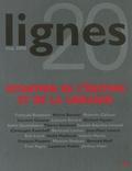 François Boddaert et Roberto Calasso - Lignes N° 20, Mai 2006 : Situation de l'édition et de la librairie.
