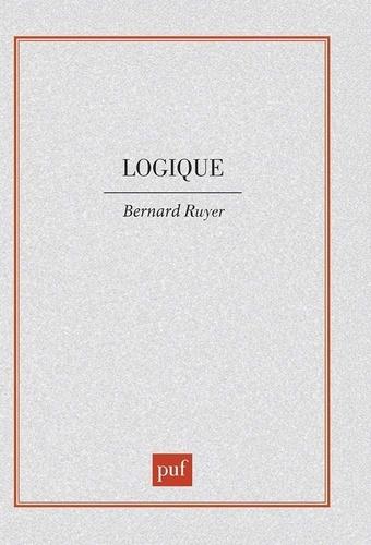 Bernard Ruyer - Logique.