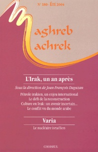 Maghreb-Machrek N° 180 Eté 2004.pdf