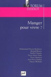 Pierre-Marie Lledo et Houria Abdelouahed - .