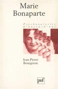 Jean-Pierre Bourgeron - Marie Bonaparte.