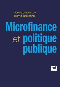 Microfinance et politique publique - Portée, performance et efficience.pdf