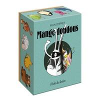 Julien Béziat - Mon coffret Mange doudous - Avec le jeu La bataille du Mange-Doudou, 1 livret d'activités.