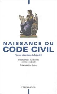 Naissance du Code Civil - La raison du législateur, Travaux préparatoires du Code civil.pdf