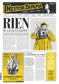 Léo Malet et Nicolas Barral - Nestor Burma N° 3 : Corrida aux Champs-Elysées.