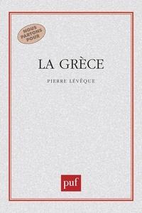 P Leveque - Nous partons pour la Grèce.