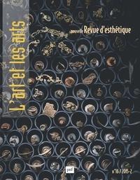 Cécile Guédon et Isabelle Rieusset-Lemarié - Nouvelle revue d'esthétique N° 16/2015 : L'art et les arts.